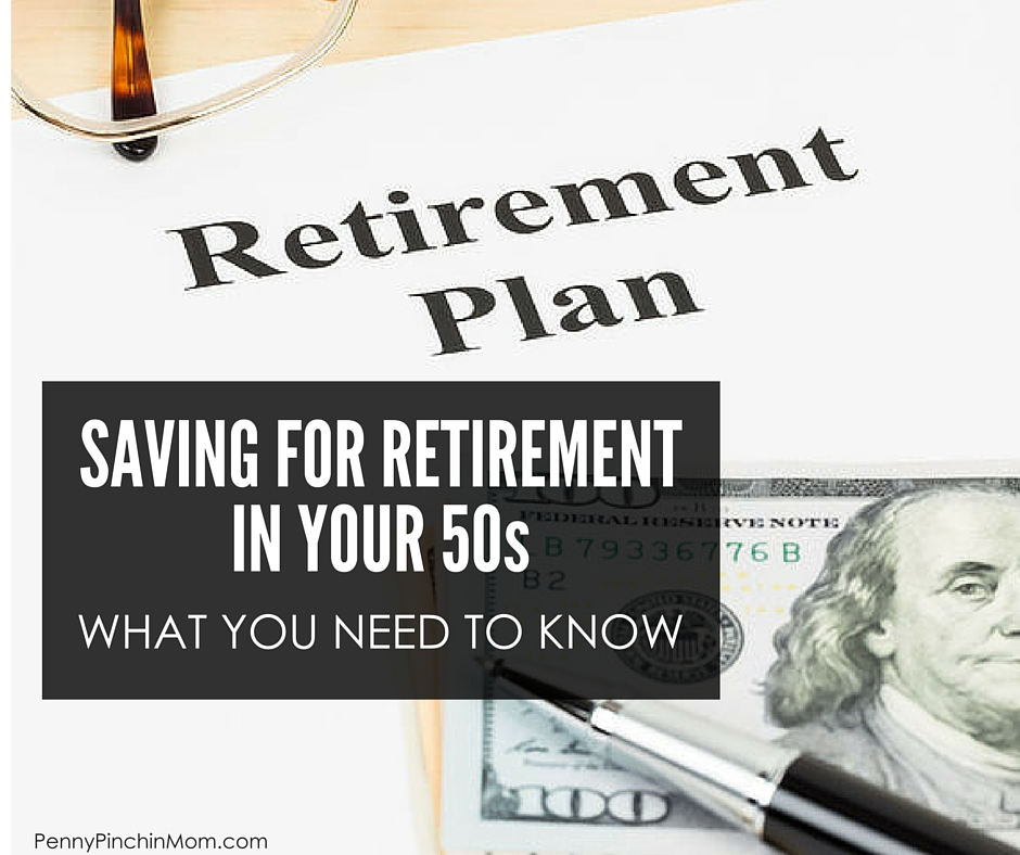 Saving For Retirement in Your 50s — What Should You D?