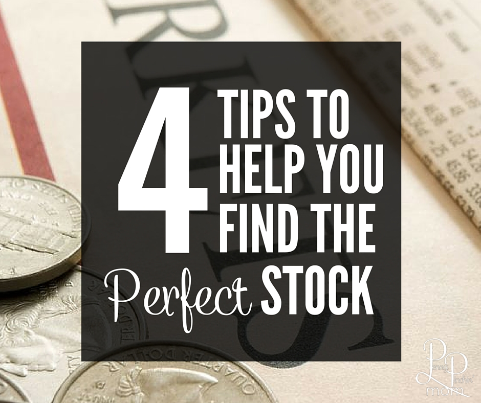 Four Ways to Select the Right Stock